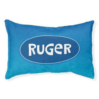 Custom Ruger Pet Bed