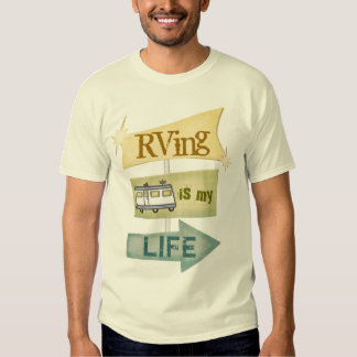 Custom RVing / Camping Dad OR Other Tee Shirt