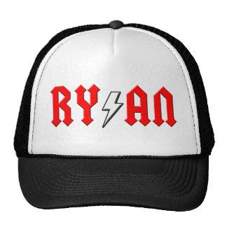 custom RYAN rock and roll shirt Trucker Hat