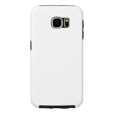 Beach Themed Custom Samsung Galaxy S6 Tough Case