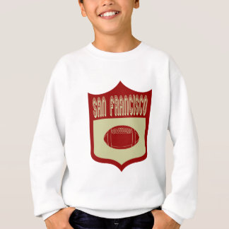 Custom San Francisco Shield Design1 Sweatshirt