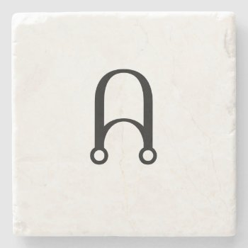 Custom Sandstone Coasters by CREATIVEforHOME at Zazzle