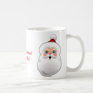 Custom Santa Claus Coffee Mug