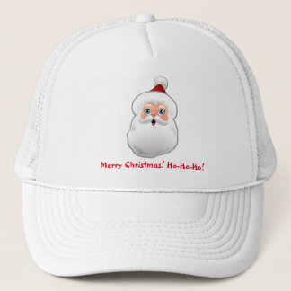 Custom Santa Claus Trucker Hat