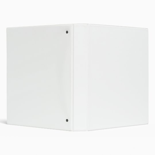 """White One Touch EZD™ Ring Avery Signature 1"""" Binder"""