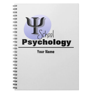 Custom School Psychology Notebook