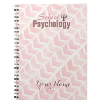 Custom School Psychology Notebook