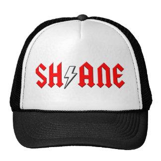 custom SHANE rock and roll shirt Trucker Hat
