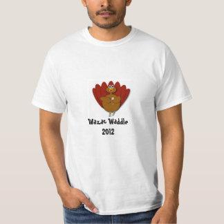 Custom Shirt for Wazac Waddle