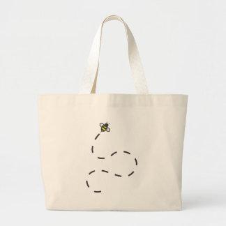 Custom Shirts : Flying Trail Bee Shirts Tote Bags