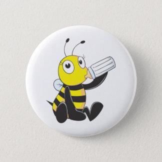 Custom Shirts : Happy Baby Bee Shirts Button