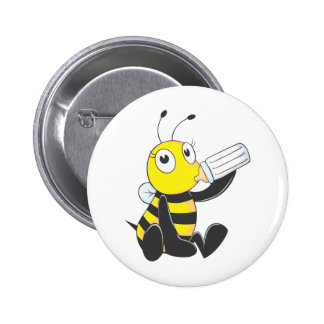 Custom Shirts : Happy Baby Bee Shirts Button