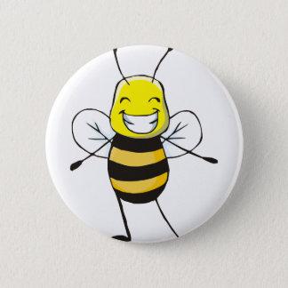 Custom Shirts : Happy Bee Shirts Button