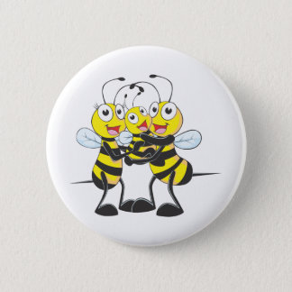 Custom Shirts : Happy Dad Mom Baby Bee Shirts Button