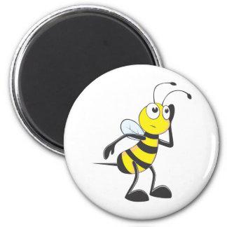 Custom Shirts : Listening Bee Shirts Magnet