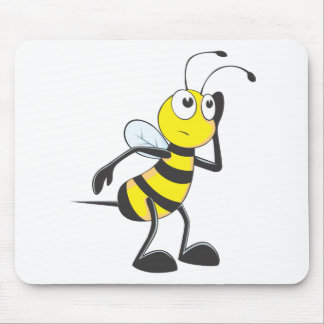 Custom Shirts : Listening Bee Shirts Mouse Pad