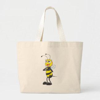 Custom Shirts : Loving Bee Shirts Canvas Bag