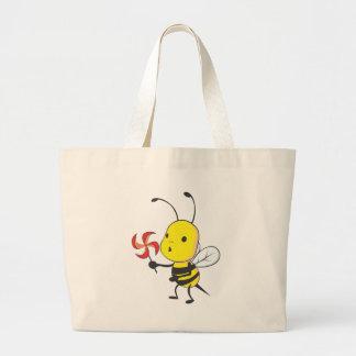 Custom Shirts : Playing Bee Shirts Tote Bags