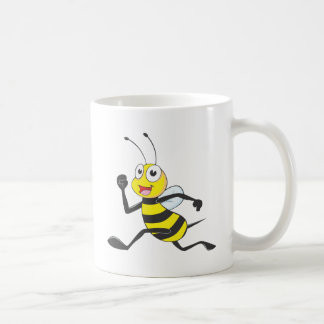 Custom Shirts : Running Jumping Bee Shirts Coffee Mug