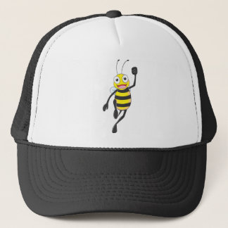 Custom Shirts : Running Jumping Bee Shirts Trucker Hat