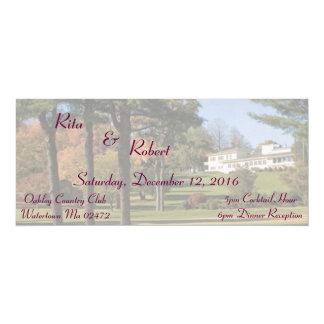 Custom Signature Wedding Invitation Collection
