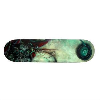 Custom Skateboard: The Mechanics In The Belief