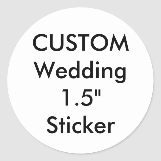 custom small 1 5 u0026quot  round sticker