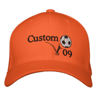 Custom Soccer Hat For Coach, Player & The Team!