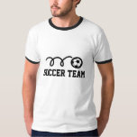 Custom soccer jerseys for men's team shirt