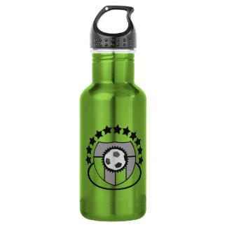 Custom Soccer League or Award - 18oz Water Bottle
