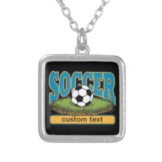 Custom Soccer Custom Necklace