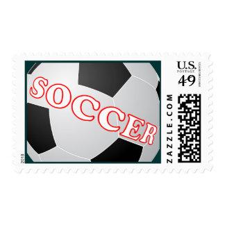 Custom Soccer Postage