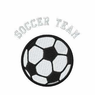 Custom Soccer Team Embroidered Hoody