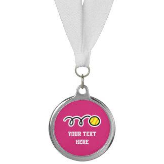 Custom softball sports medallion medal trophies