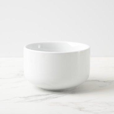Beach Themed Custom Soup Mug