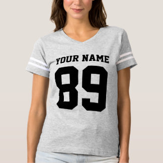 Custom Sport Jersey Any Name and Number T-shirt