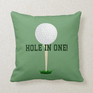 Custom Sports Pillow - Golf Throw Pillow
