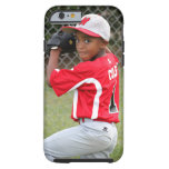 Custom Sports Player Photo iPhone 6 Shell Case