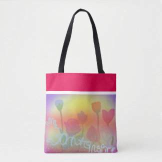 Custom Spring  Tote Bag