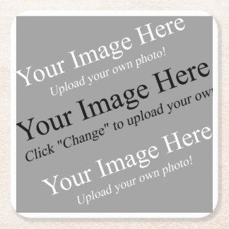 Custom Square Format Image Coasters Square Paper Coaster