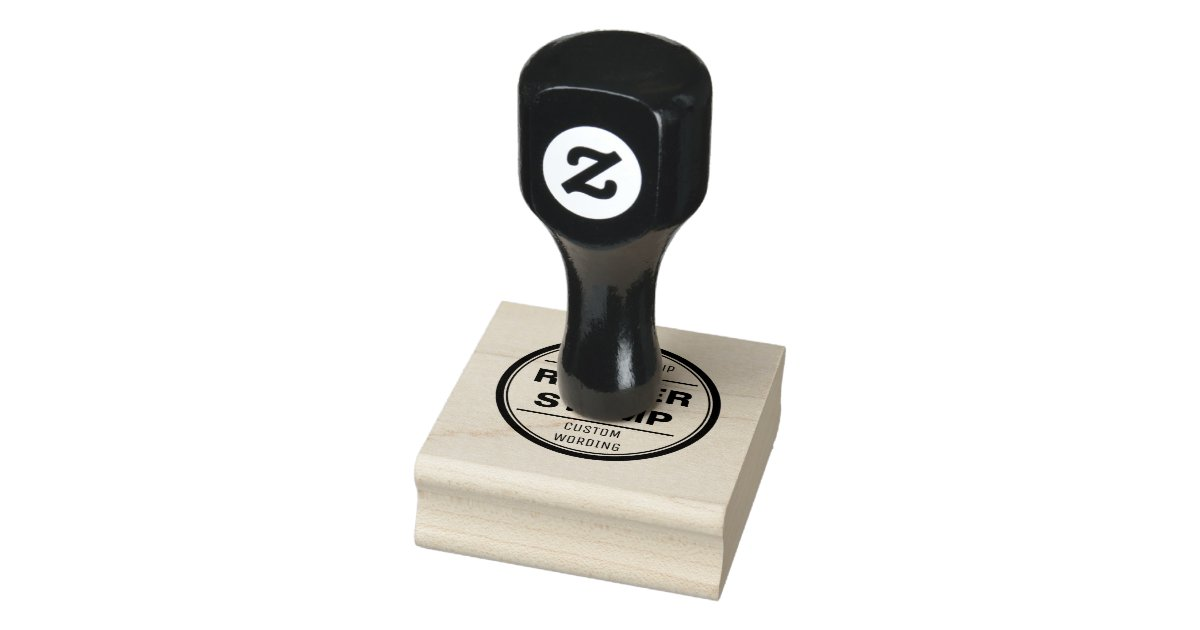 Custom Stamp Custom Logo Stamp Custom Rubber by DoodleStamp   Custom Logo Rubber
