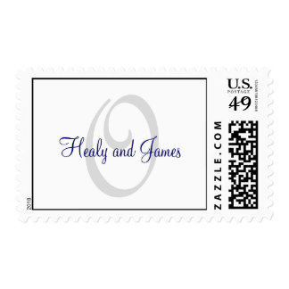 Custom stamp for Healy