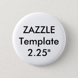 "Custom Standard 2.25"" Round Button Pin"