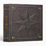 Custom Star of Ishtar Book of Shadows Vinyl Binders