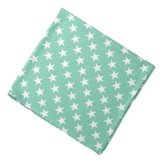 Custom Star Pattern Bandana