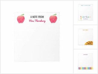 Custom Stationery   Notepads