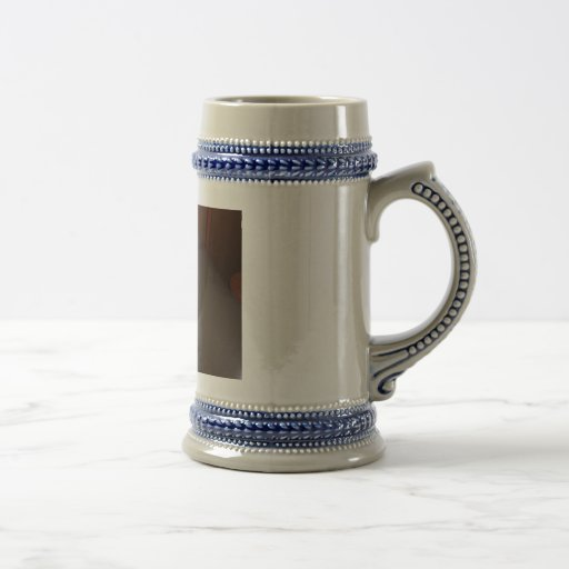 Custom Stein with Picture Coffee Mugs