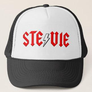 custom STEVIE rock and roll shirt Trucker Hat