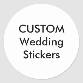 "Custom Stickers 3"" ROUND MATTE (6 pk.)"
