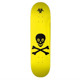 Custom Street Pirate Skateboard Deck